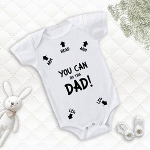 Other - You Can Do This Dad! - Custom Baby Onsie Bodysuit